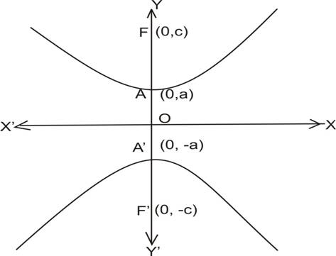 forms of hyperbola