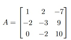 MATH1115 Algebra Solution Image 1