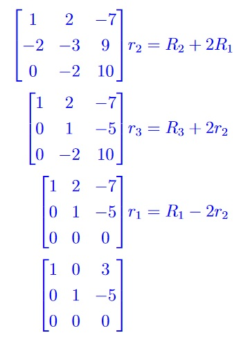MATH1115 Algebra Solution Image 2