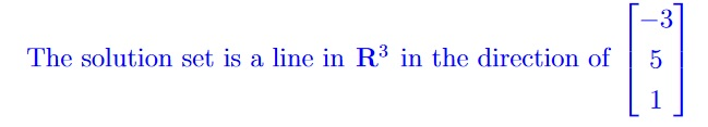 MATH1115 Algebra Solution Image 4