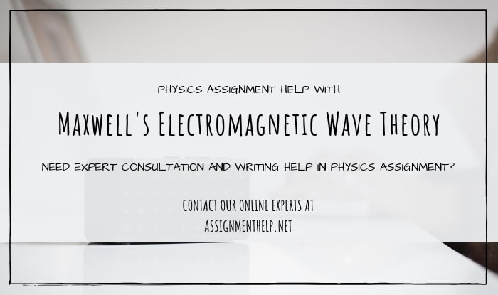 maxwell electromagnetic wave theory