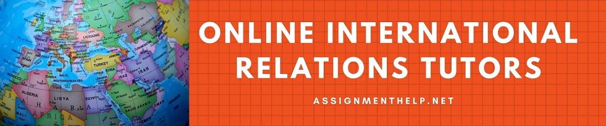 online international relations tutors