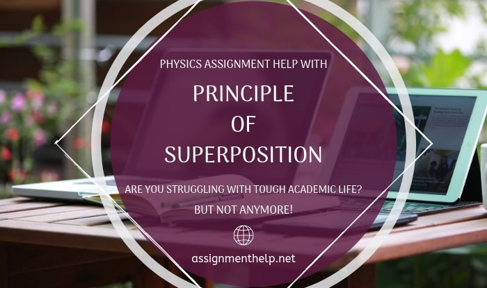 principle of superposition assignment help