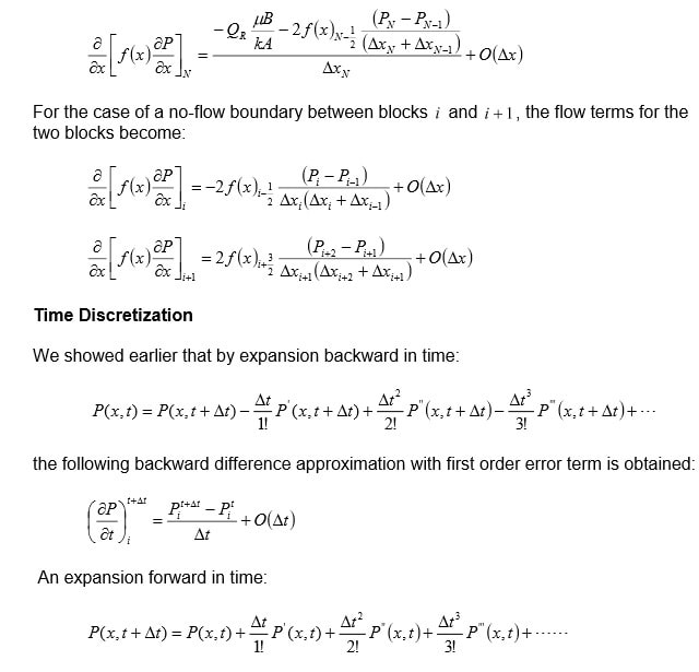 Discretization of the flow equations Image 6