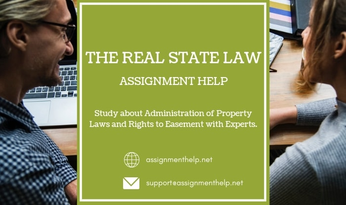 Real State Law Assignment Help