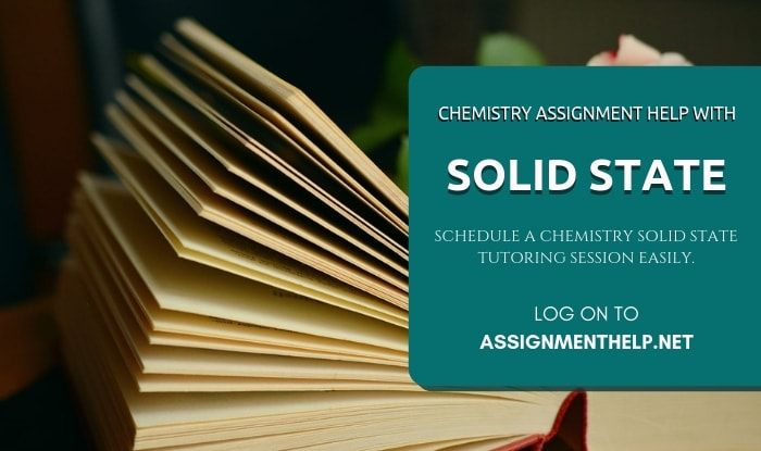 Solid State Assignment Help