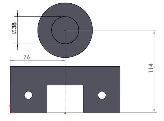 SolidWorks Sample Assignment Image 13