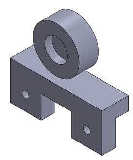 SolidWorks Sample Assignment Image 15