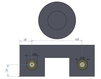 SolidWorks Sample Assignment Image 16