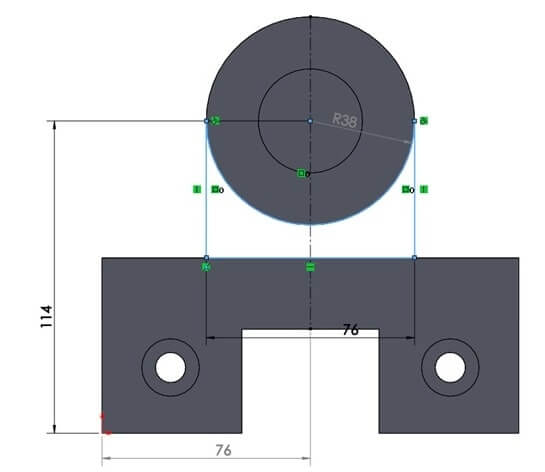 SolidWorks Sample Assignment Image 19
