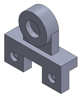SolidWorks Sample Assignment Image 21