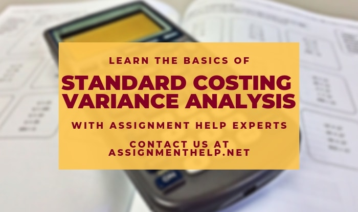 Standard Costing Assignment Help
