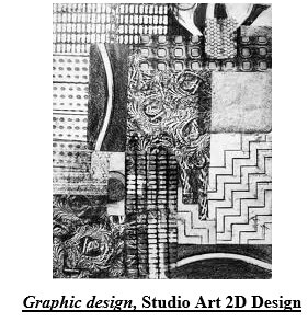 Graphic design, Studio Art 2D Design