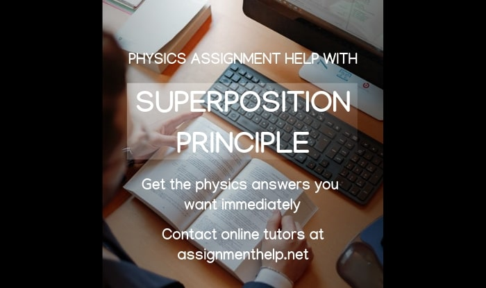 Superposition Principle Assignment Help