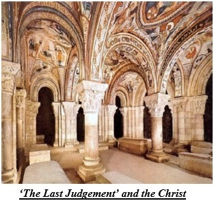 The Last Judgement and the Christ