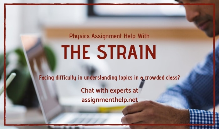 The Strain Assignment Help