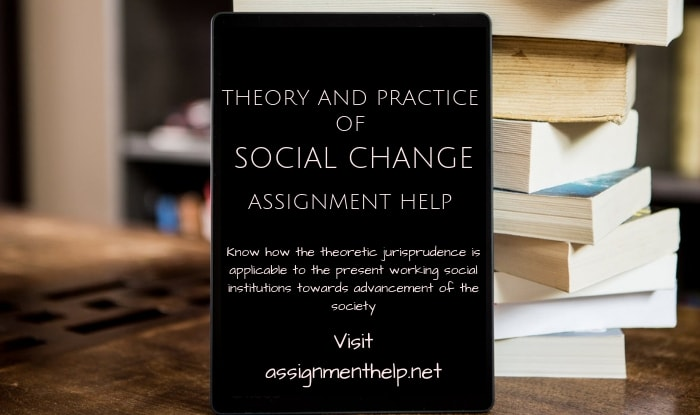 Theory And Practice Of Social Change Assignment Help