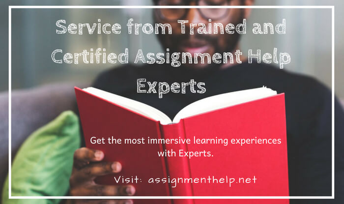 trained and certified experts