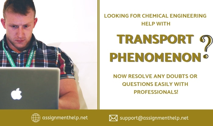 transport phenomenons assignment help