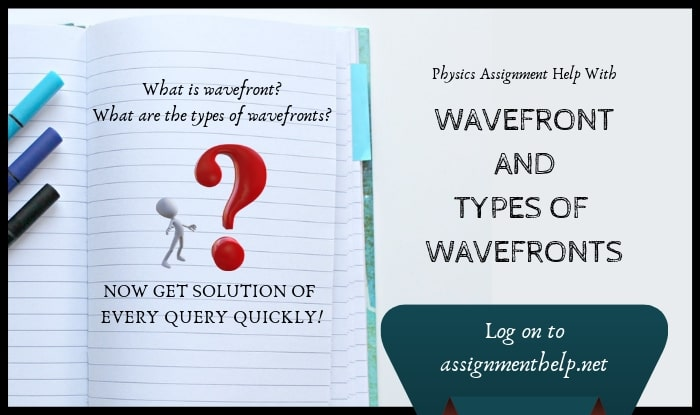 wavefront and types of wavefronts