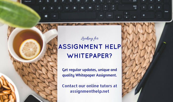 whitepaper assignment help